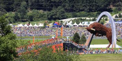 Austrian GP voted best of 2016