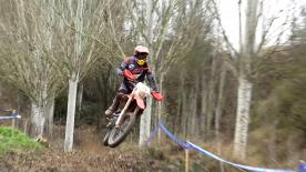 Brothers compete in enduro at home in Spain