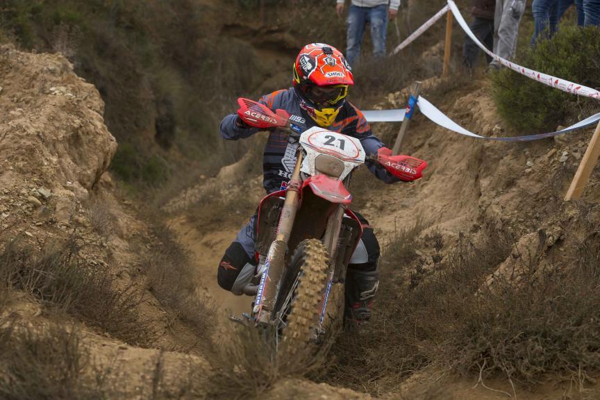 Marc Marquez, Repsol Honda Team, Enduro Segre