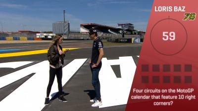 Trivia Challenge: Loris Baz at #FrenchGP