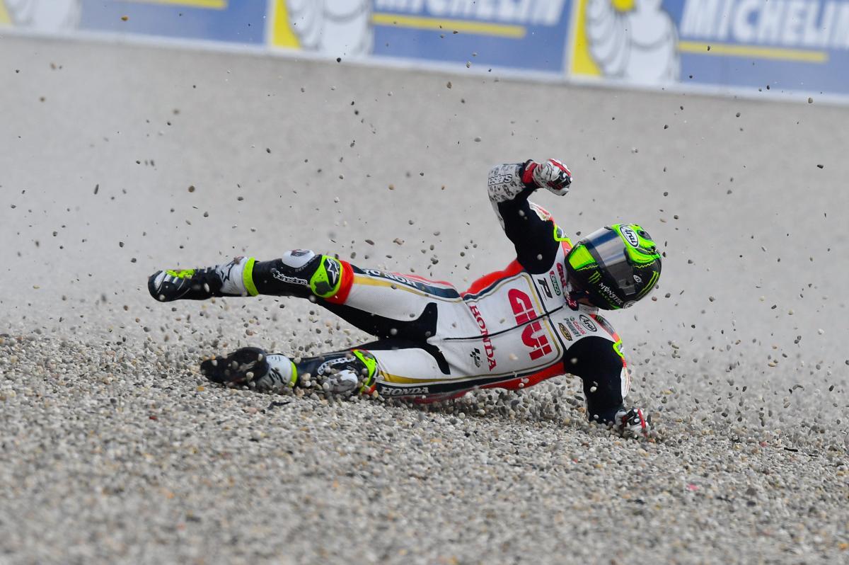 Pertama Kalinya, Jumlah Kecelakaan MotoGP Tembus Angka Seribu