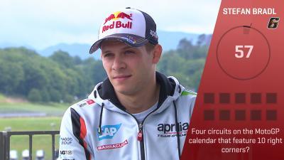 Trivia Challenge: Stefan Bradl beim #ItalianGP