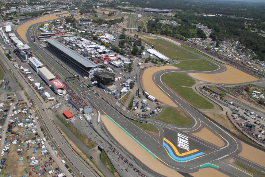 Aerial_Le Mans