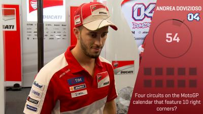 Trivia Challenge: Dovizioso at the #BritishGP