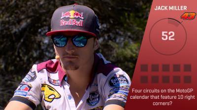 Trivia Challenge: Jack Miller al #AustralianGP