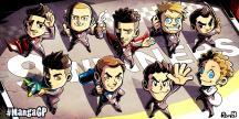 MangaGP, 9 winners