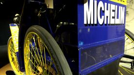 Michelin invites the Off Season Show to construct its very own tyre and discover the intricacies inside that round piece of rubber