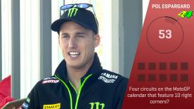 motogp.com gives each rider 60 seconds to get as many trivia questions right as they can - next up is Pol Espargaro