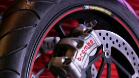 Danilo Petrucci joins the Off Season Show as it uncovers the technology behind Brembo's MotoGP™ stopping power