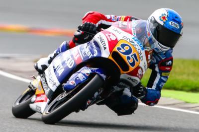 Danilo : « Mon objectif est de passer en Moto2™ »