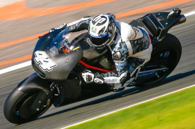 Espargaró: «KTM tiene grandes ideas»