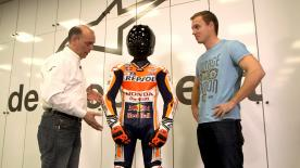The final Off Season Show before the pre-season test in Sepang finds out how to protect the most valuable component in MotoGP™ -  the rider!