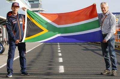 South African champions: when Binder met Ballington