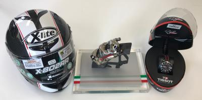 Laverty wins the first MotoGP Championship Quest