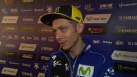 The Movistar Yamaha Team rider says that this moment of the season is always very exciting