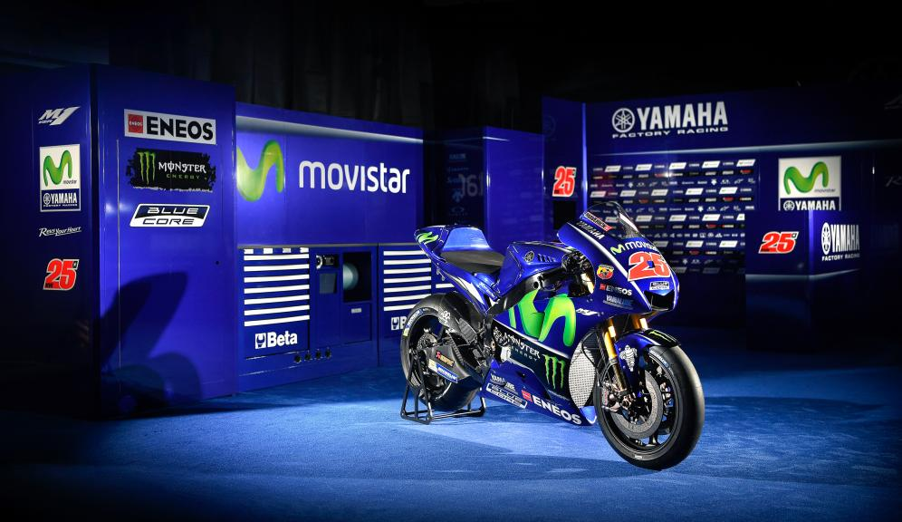 Yamaha YZR-M1 2017 #25