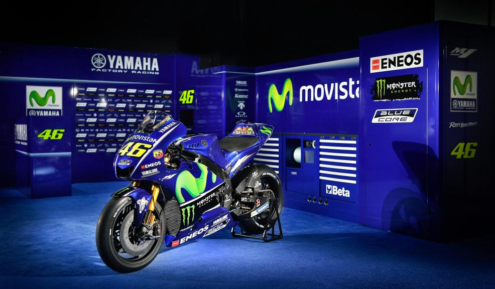 Yamaha YZR-M1 2017 #46