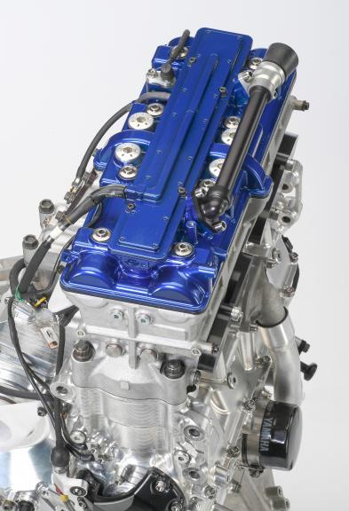 Yamaha YZR-M1 2017 engine