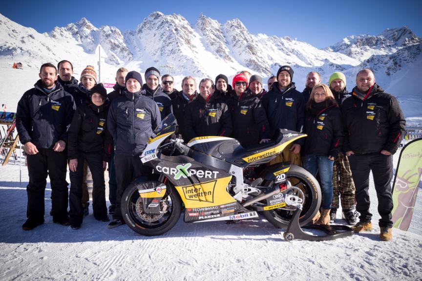 carXpert Interwetten Team presentation