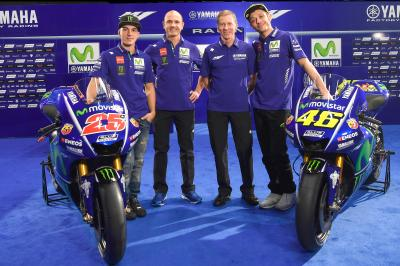 Highlights: Movistar Yamaha 2017 launch