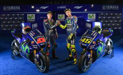 Movistar Yamaha MotoGP launch 2017