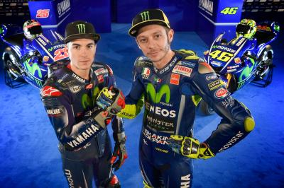 2017 Movistar Yamaha Team Presentation