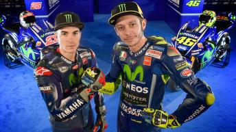 Movistar Yamaha MotoGP 2017 team launch