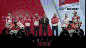 Watch the Borgo Panigale factory's 2017 unveil in full