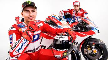 Ducati MotoGP 2017 team launch