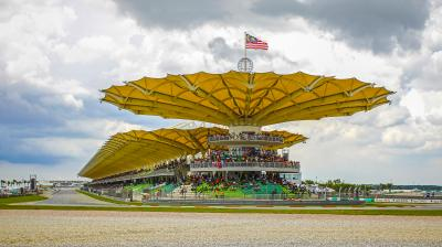Start your engines: Sepang test preview!