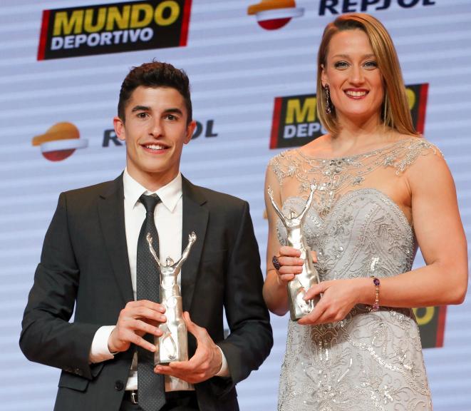 Marc Marquez, Gala de Mundo Deportivo