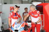 Sepang Private Test, Jorge Lorenzo, Ducati Team