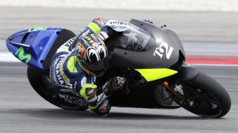 Sepang Private Test