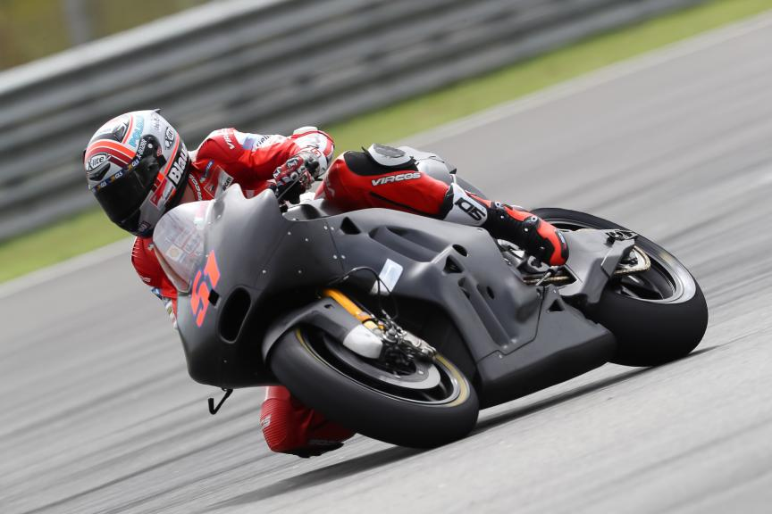 Sepang Private Test, Michele Pirro, Ducati Team