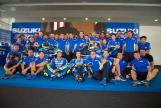 Suzuki Ecstar MotoGP launch 2017