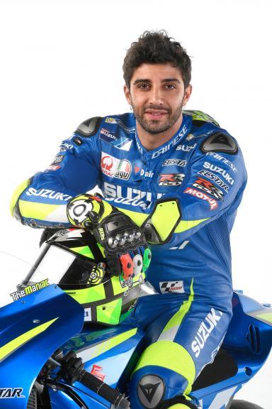 Andrea Iannone, Suzuki Ecstar MotoGP, 2017