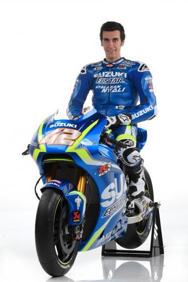 Alex Rins, Suzuki Ecstar MotoGP, 2017
