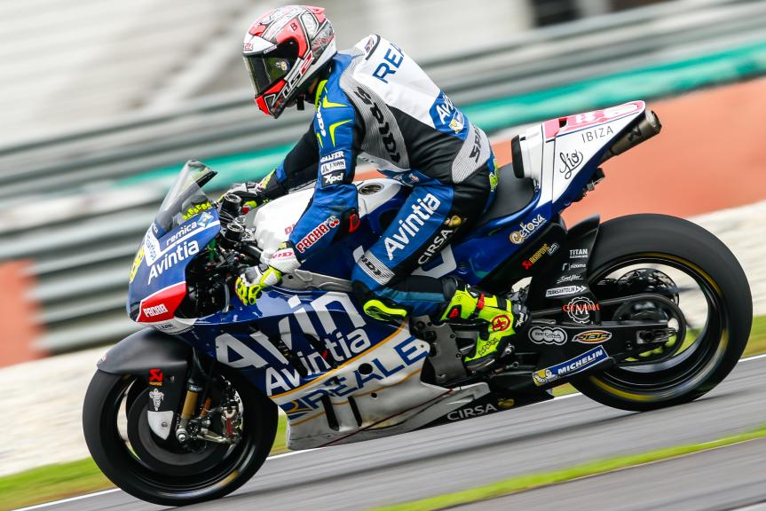 Hector Barbera, Avintia Racing, Sepang MotoGP™ Official Test