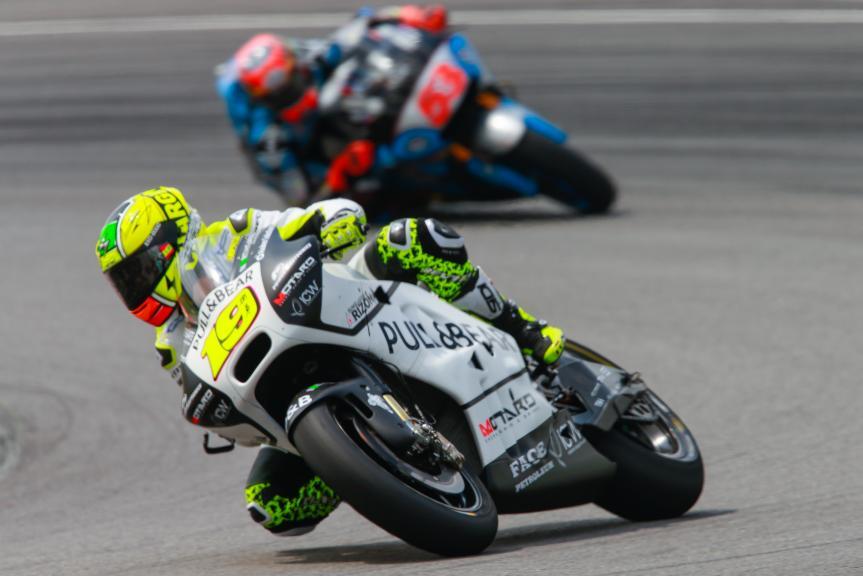 Alvaro Bautista, Pull&Bear Aspar Team, Sepang MotoGP™ Official Test