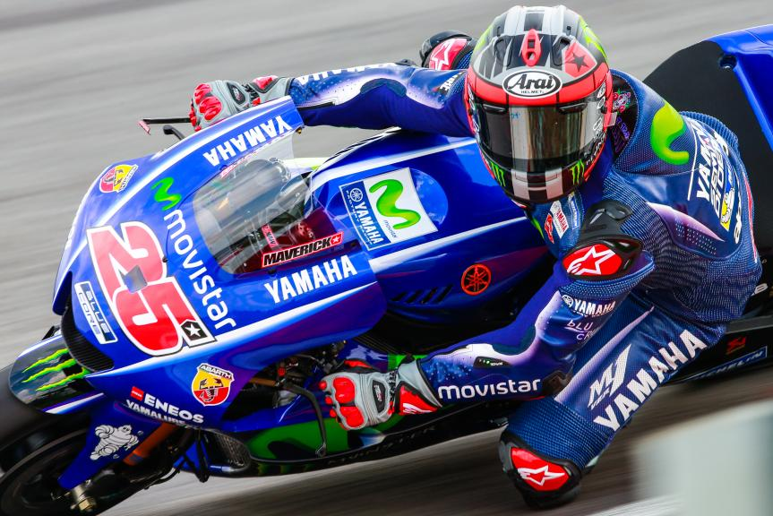 Maverick Viñales, Movistar Yamaha MotoGP, Sepang MotoGP™ Official Test