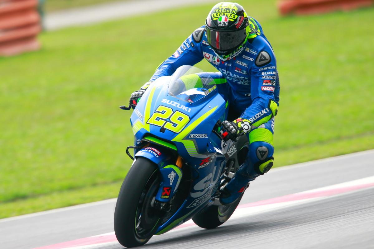 "Iannone ""happy with all the information"" 