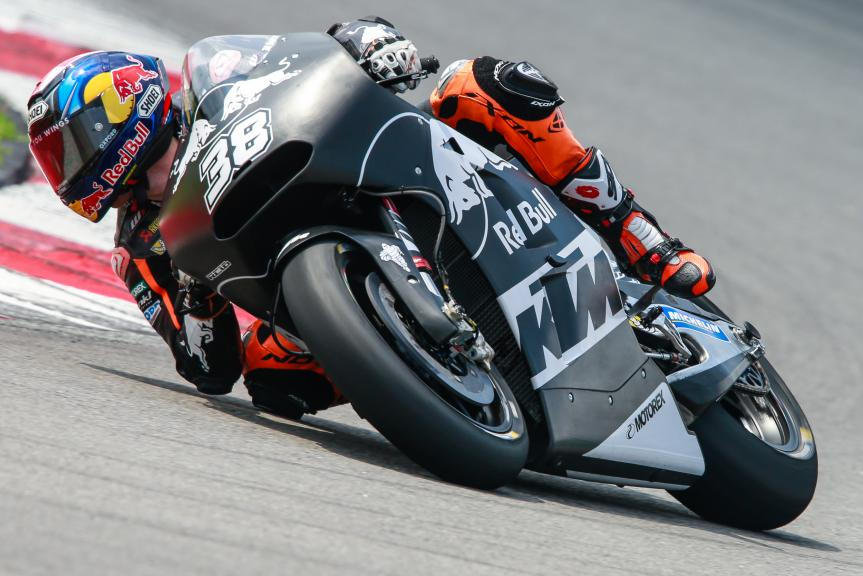 Bradley Smith, Red Bull Ktm Factory Racing, Sepang MotoGP™ Official Test