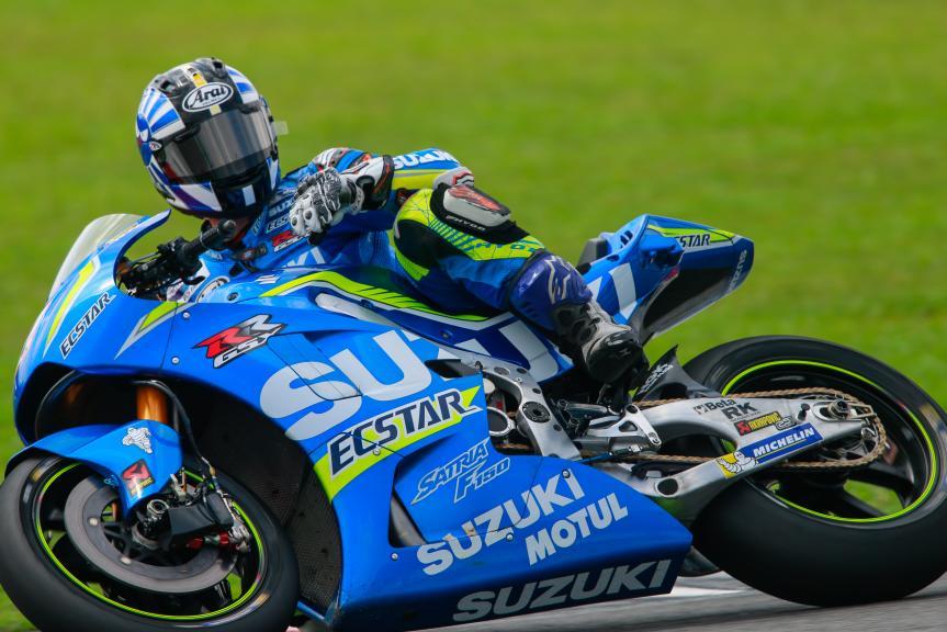 Takuya Tsuda, SUZUKI Test Team, Sepang MotoGP™ Official Test