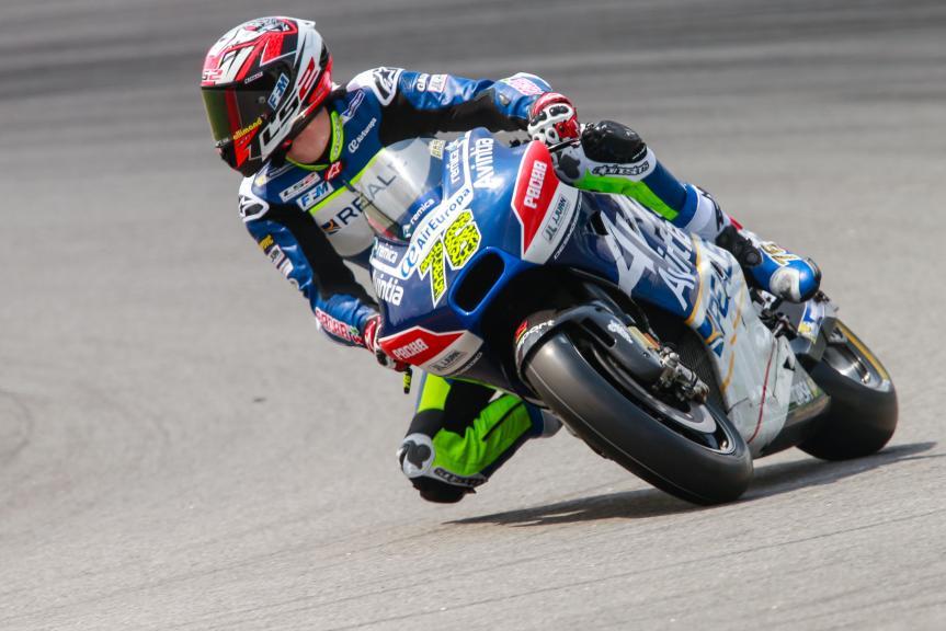 Loris Baz, Avintia Racing, Sepang MotoGP™ Official Test