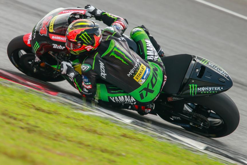 Jonas Folger, Monster Yamaha Tech 3, Sepang MotoGP™ Official Test