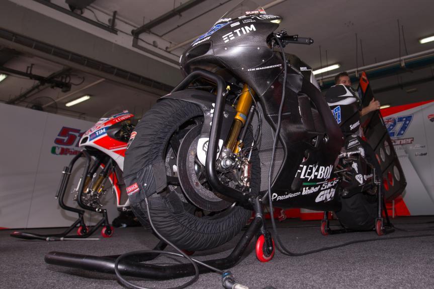 Ducati Team, Sepang MotoGP™ Official Test