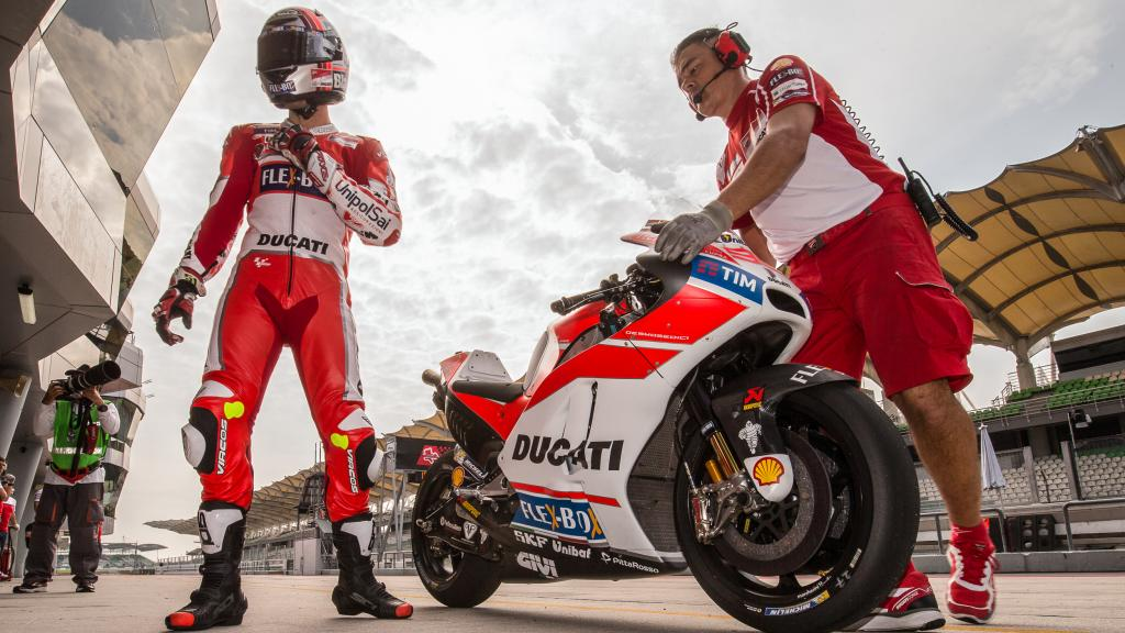 Michele Pirro, Ducati Team, Sepang MotoGP™ Official Test