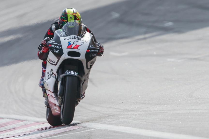 Karel Abraham, Pull&Bear Aspar Team, Sepang MotoGP™ Official Test