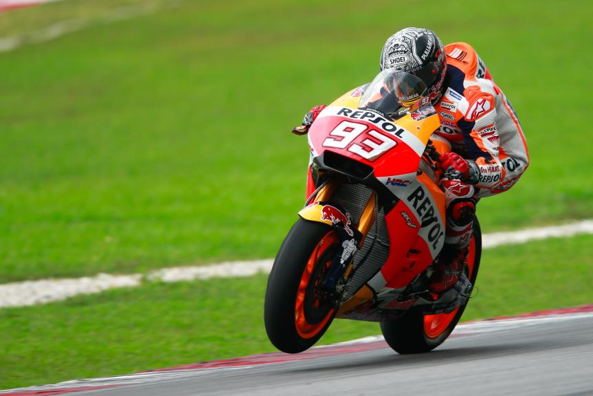 Marc Marquez, Repsol Honda Team, Sepang MotoGP™ Official Test