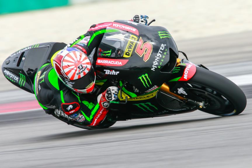 Johann Zarco, Monster Yamaha Tech 3, Sepang MotoGP™ Official Test